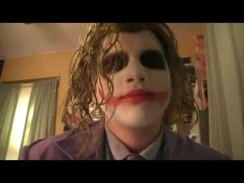 Amazing Joker Impression-Why So Serious?