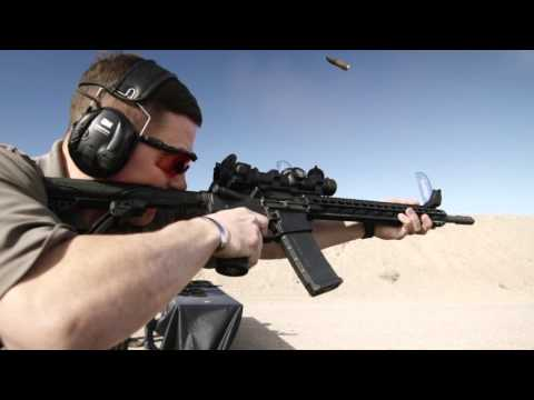 5 11 Media at SHOT Show with Daniel Defense