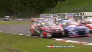 WTCC 2013 Austria Salzburgring Clip round 9