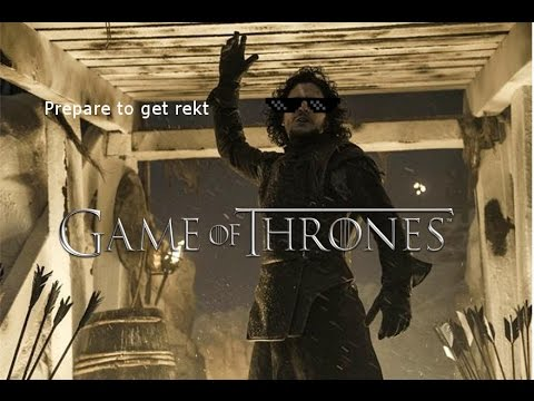 MLG Game of Thrones: Watchers on the Wall