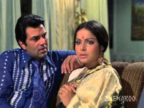 Black Mail - Part 9 Of 14 - Dharmendra - Raakhee - Superhit Bollywood Movies