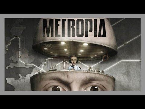 Мультреволюция - Метропия/Metropia (2009)
