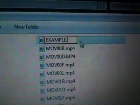 HDD Camcorder Footage & .TOD .M2TS File problem SOLVED!!!!