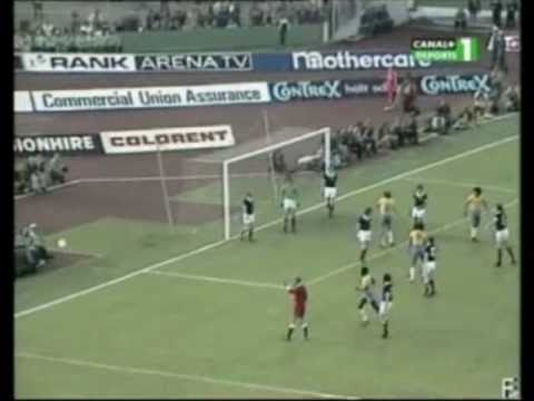 Great misses that would have been one of the goals of the century 1. Brazil vs. Scotland 1974 WC 2. Marco Van Basten vs. Germany Euro 1992 3. Maradona vs. En...