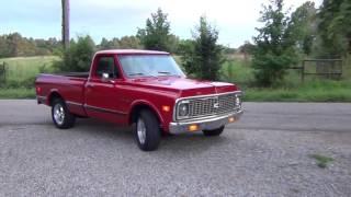 1971 Chevrolet Truck C10 Video 2