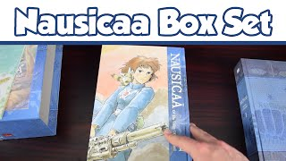 Nausicaa and the Valley of the Wind Manga Box Set Review and Unboxing