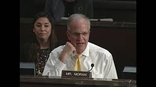 Sen. Moran Questions VA Secretary Wilkie on MISSION Act