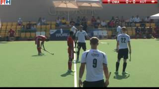 2016 Men Hockey World League Round 1 Antalya (TURKEY- QATAR)