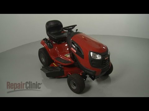 Craftsman Riding Lawn Mower Disassembly