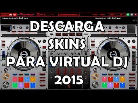 Descarga los mejores Skins para mezclar en Virtual DJ 2015