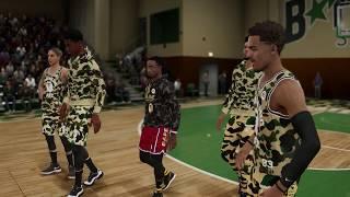NBA Live 19 Live Event - Creator Challenge: Quavo (10-20-18)