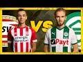 STEFANO PINNA PSV Vs NICK DEN HAMER FC GRONINGEN Poule B Speelronde 5 PS4 EDivisie mp3