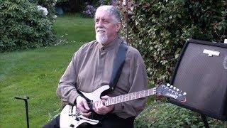 Jazz Fusion Guitarist (Instrumental-Guitarist style one man band)