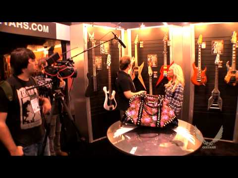 "Dean Guitars 2014 N.A.M.M. ""Dean Booth"" Highlights # 1"