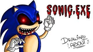 SONIC.EXE | Draw My Life Creepypasta