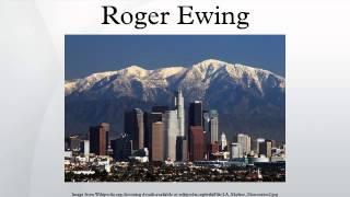 Roger Ewing