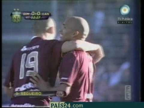 Gimnasia 0 - Lanús 2 - Torneo Apertura 2010 - Fecha 5