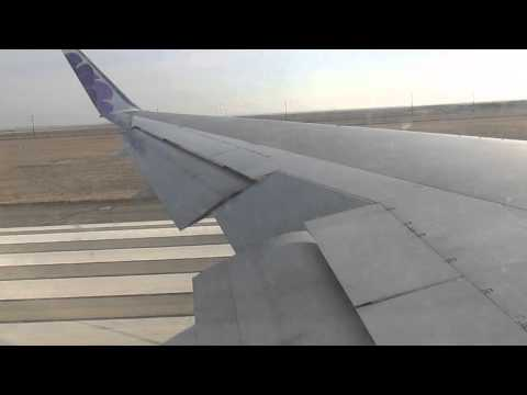 Hawaiian Airlines 767 - Takeoff from Sacramento International Airport (SMF-HNL)
