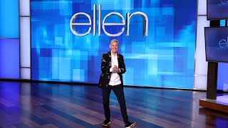 Ellen Texted Bong Joon Ho a Nude Photo, and He Hasn't Responded