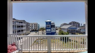 Serendipity - Oceanview Vacation Rental Duplex in Wrightsville Beach
