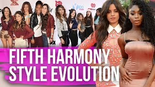 Fifth Harmony's STUNNING STYLE EVOLUTION (Dirty Laundry)