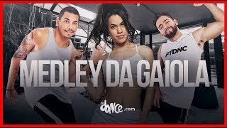 Medley Da Gaiola Dennis Dj Mc Kevin Chris Fitdance Swag Choreography Dance Audio