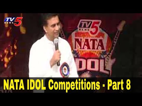 TV5 - NATA IDOL Competitions Part -8 | New Jersey | America | TV5 News