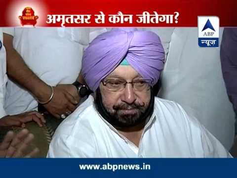 Prakash Singh Badal a liar: Amrinder Singh