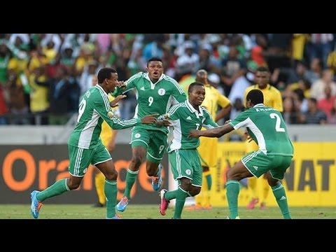 South Africa vs Sudan 2-1 All Goals & Full Match Highlights 15/11/2014