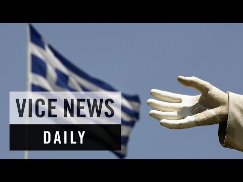 VICE News Daily: Greece Threatens to Exit the Eurozone