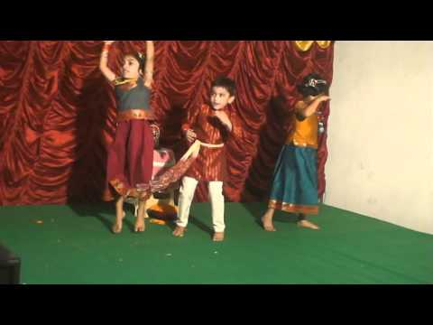 Khushi Japur - O My Friend Ganesh Dance.mpg video