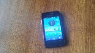 обзор Alcatel One Touch Pixi 4007D