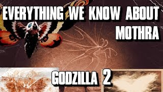 Everything We Know About Mothra - Godzilla King Of The Monsters