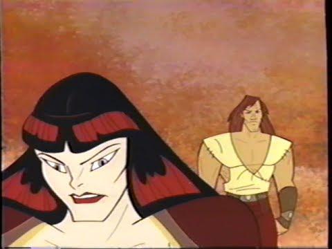 Rise of The Titans  Hercules 1997 Scene