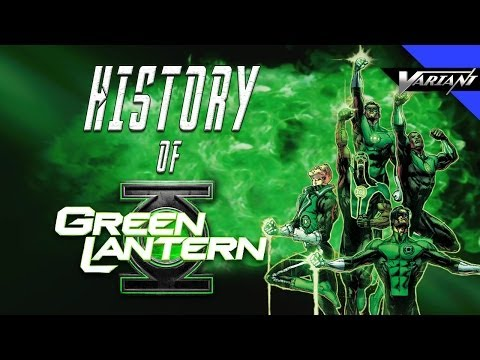 Today Arris gives you guys the History of all The Green Lanterns from Earth! Plus find out what comics you should buy this week! **New Episodes Every Wednesday!** Subscribe to Variant and...