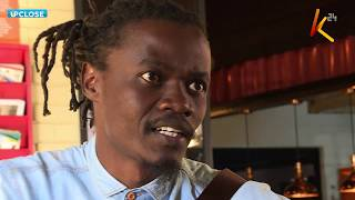 Upclose with Juliani on #WeekendWithBetty