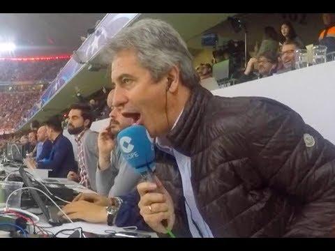 Bayern 1-2 Real Madrid | Así lo narró Manolo Lama en Tiempo de Juego | COPE thumbnail