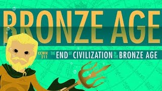 The End of Civilization (In the Bronze Age): Crash Course World History 211