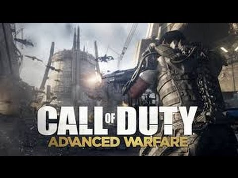 CALL OF DUTY ADVANCE WARFARE / MULTIPLAYER E3 / SOLDIERSYT