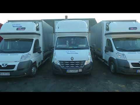 Przewozy Ekspresowe Firma Transportowa Transport Drobnicowy Kazimierówka Anmar