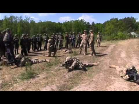 US-Ukraine Army Training: US Army Europe chief sees progress in training Ukrainian soldiers