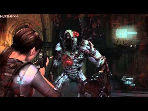Resident Evil Revelations - 16 серия Неужели конец !?
