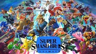 DIEU DE LA BOX REJOINS LE COMBAT! - Live Super Smash Bros Ultimate!