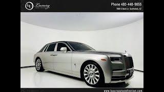 #SS4532 | 2018 Rolls-Royce Phantom Phantom VIII | For Sale Scottsdale, AZ