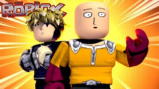 VIREI do ONE PUNCH MAN no ROBLOX ANIME TYCOON !!  ‹ Ine Games ›