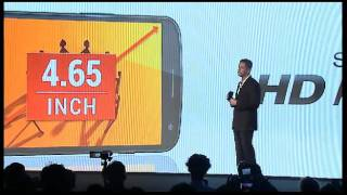 Samsung Galaxy Nexus Official Presentation