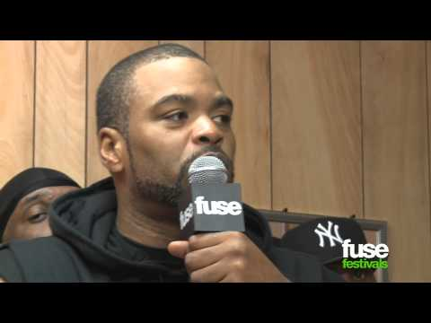 Wu-Tang Clan Talk Reunion & New Album at Bonnaroo 2013