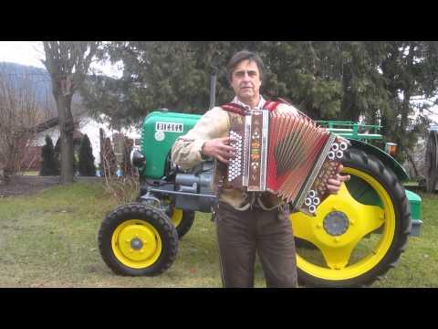 Franz Parth - Mit dem Traktor auf der Autobahn - Avsenik