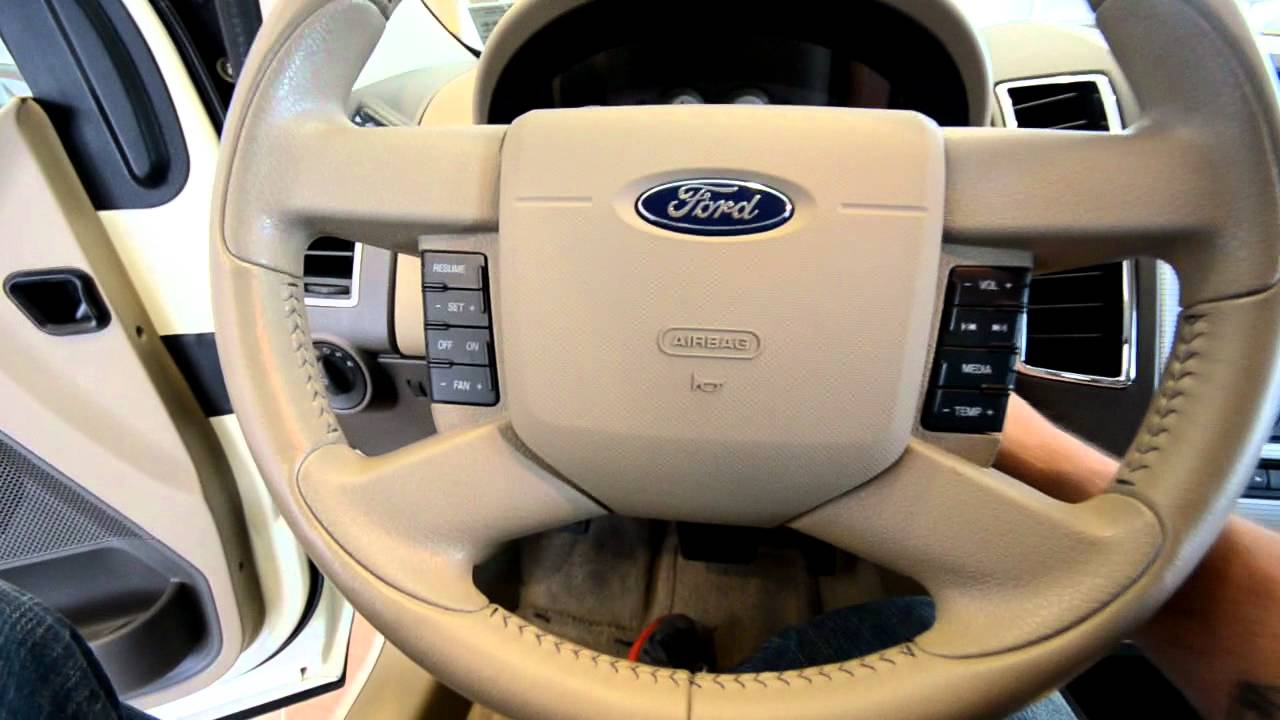 2007 ford edge sel awd v6 stk 29517sa for sale at. Black Bedroom Furniture Sets. Home Design Ideas