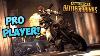 PRO PUBG PLAYER LIVE! - NEW GUN Update Solo Wins Gameplay